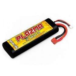 HPI Plazma 7.4V 4000mAh 20C Lipo Round Case (pakiet baterii LiPo) [101941]