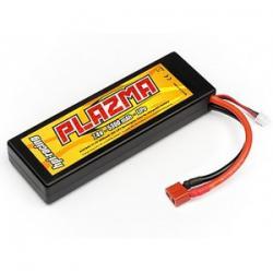 HPI Plazma 7.4V 5300mAh 30C Lipo Rectangular Case (pakiet baterii LiPo) [101942]