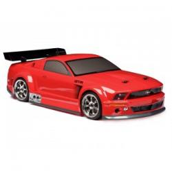 HPI RTR E10 DRIFT with Ford Mustang GTR (Painted/200mm) [10716]