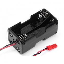 HPI RECEIVER BATTERY CASE - koszyczek na baterie AA [80576]