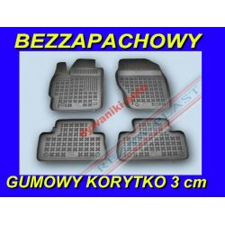 MAZDA CX7 LIFT od 2009 DYWANIKI GUMOWE KORYTKA 3cm