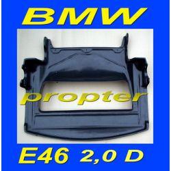 BMW E46 2,0 DIESEL MANUAL OSŁONA SILNIKA POD