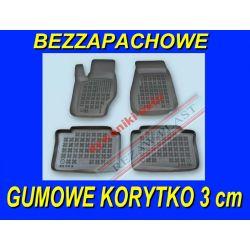 JEEP GRAND CHEROKEE 3 DYWANIKI GUMOWE KORYTKA 3cm