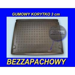 SUZUKI SX4 HB 2006-> GUMOWY DYWANIK MATA BAGAŻN