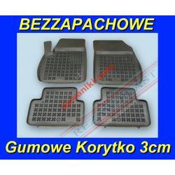 CHEVROLET TRAX  DYWANIKI GUMOWE KORYTKA 3cm