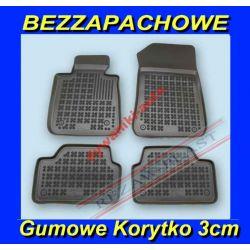 BMW 1 E87 2004-2011 DYWANIKI GUMOWE KORYTKO 3cm