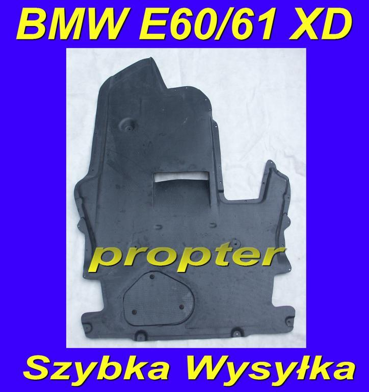 Bmw Xi Vs Xdrive: BMW 5 E60 E61 XD 4x4 OSŁONA SKRZYNI BIEGOW XDrive Na