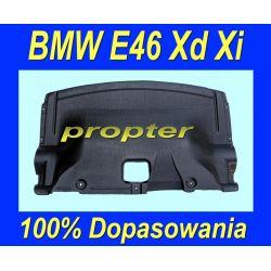 BMW E46 XD XI X DRIVE OSLONA SILNIKA POD SILNIK