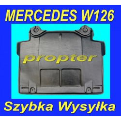 MERCEDES W126 SE SEL SEC OSLONA SILNIKA POD SILNIK