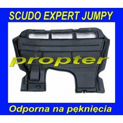 SCUDO JUMPY EXPERT 2007- OSŁONA SILNIKA POD SILNIK