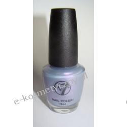Trwały lakier do paznokci marki W7 - odcień 43 lavender pearl - lawendowy opalizujący