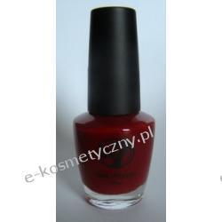 Trwały lakier do paznokci marki W7 - odcień 27 crimson- wiśniowy