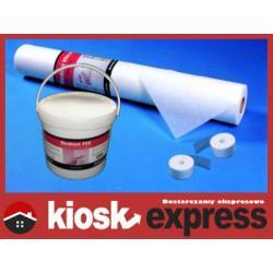 Zestaw włóknina szklana VLIES + klej 12 kg + taśma