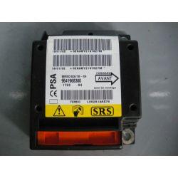 Sensor airbag sterownik poduszek Citroen C5 00-04r