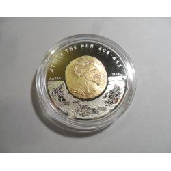 moneta Wielcy wodzowie - Attila The Hun 2009r.