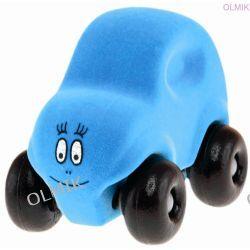 Samochód mały Barbapapa niebieski BarboToys