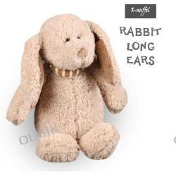 Przytulanka KRÓLIK Long Ears K-nuffel