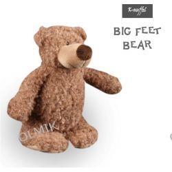 Przytulanka MIŚ Big Feet Bear K-nuffel