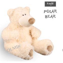 Przytulanka MIŚ Polar Bear K-nuffel