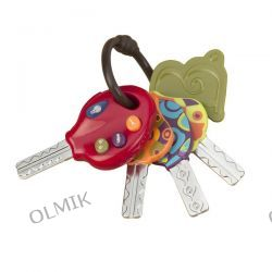 LUCKEYS - ZESTAW KLUCZY B.Toys