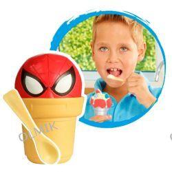 Mini wytwórnia lodów i sorbetów Spiderman Worlds Apart