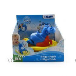Hipopotam śpiewak zabawka do kąpieli Tomy