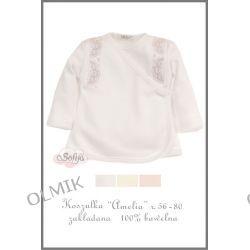 Koszulka AMELIA biała rozm. 62 Sofija