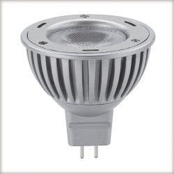 LED żarówka 1W GU5,3 40° ciepłe światło