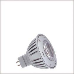 LED Reflektor 1W GU5,3 ciepła barwa 3200K