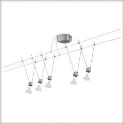 DecoSystems system bazowy linkowy 5x20W GU5,3