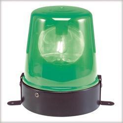 Światło ostrzegawcze DISCO Zielone