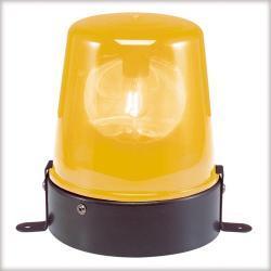 Światło ostrzegawcze DISCO Żółte