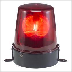 Światło ostrzegawcze DISCO Czerwone