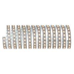 MaxLED 500 zestaw 5m ciepły biały 33,5W 230/24V 75VA srebrny