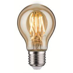 Żarówka LED AGL 5W E27 230V złota 2500K
