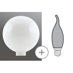 Klosz Globe 100 Minihalogen Opal