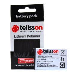 Bateria Tellsson do NOKIA 3650 850mAh Li-Polimer