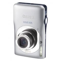 Ixus 105 IS silver 12.1 mpx 4xZOOM OPT