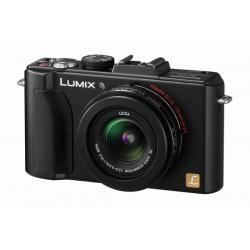 LX5 10.1 mpx, 3.8 x zoom opt