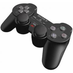 Playstation 2-Kontroler Dual Shock czarny