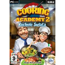 Cooking Academy 2 Kuchnie Swiata