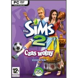 The Sims 2 Czas Wolny PC DVD