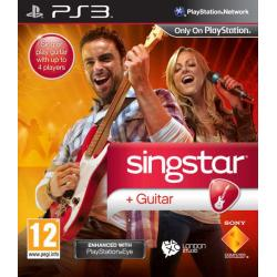Gra Sony PS3 SINGSTAR Guitar+Mikrofony 9120186