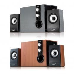 Głośniki 2.1 SW-HF2.1 1205, 32W, drewniane