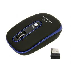 Bezprzewodowa Mysz do Notebooka EM110B USB, 2,4 GHz, NANO odbiornik