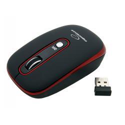 Bezprzewodowa Mysz do Notebooka EM110R USB, 2,4 GHz, NANO odbiornik