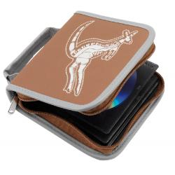 Etui ETHNO na 24 plyty CD/DVD - kangur