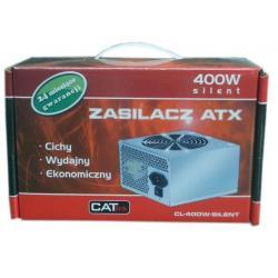 Zasilacz ATX 400W silent CL-400W-SILENT