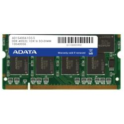 SO-DIMM DDR 1GB 400MHz Single Tray