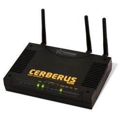 CERBERUS P 6341 router ADSL2+ WiFi N300 (2.4GHz) 3T3R MIMO 4x10/100 LAN 1xRJ11 Annex A